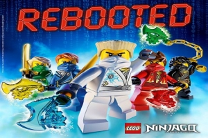 Ninjago Rebooted