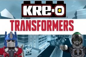 Transformers KRE-O Games