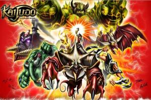 Kaijudo Games – The Battle Game