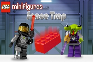LEGO Space Games – Space Trap