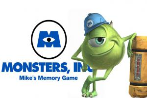 Monsters inc Games – Do you have Memory?