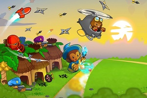 Bloons Tower Defense 4 - COOL MATH GAMES