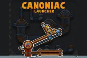 Canoniac Launcher - Cool Math Games Online